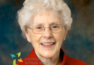 Catholic Sisters Week Spotlight: Sister Eileen McGrory, SC