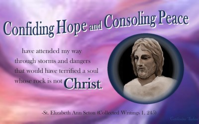 Confiding Hope and Consoling Peace
