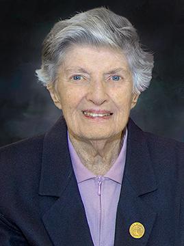 Sister Margaret Sweeney, SC