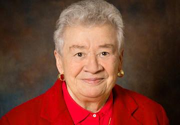 In Memoriam: Sister Veronica Liegey, SC
