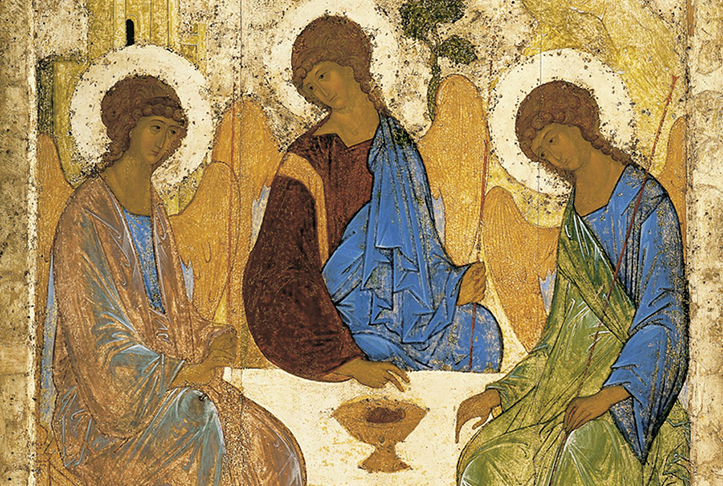 Sunday, May 30, 2021  – Solemnity of the Most Holy Trinity