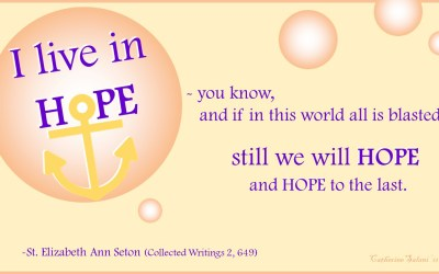 Live in Hope