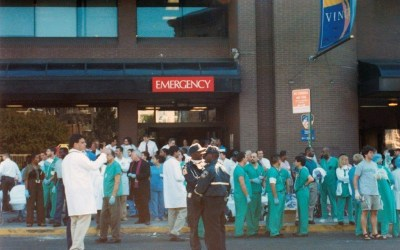 Remembering September 11, 2001: A View from St. Vincent's Hospital