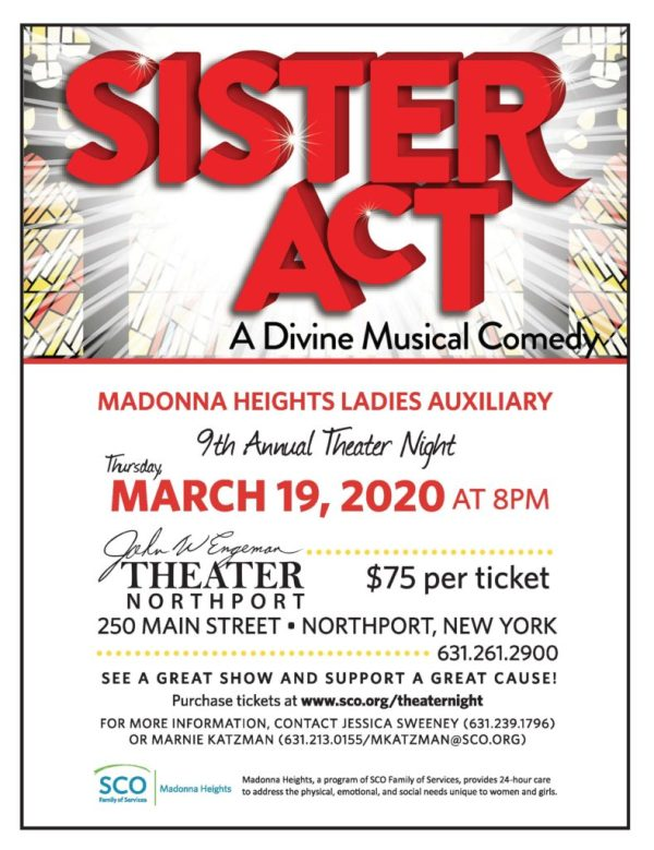 Sister Act Theater Night