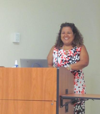 Prof. Carmen A. Figueroa, Conference Coordinator