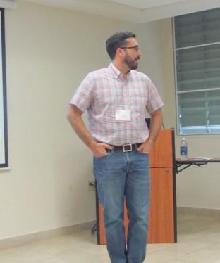 Sr. Manny Morales, Grasslark. Keynote Speaker
