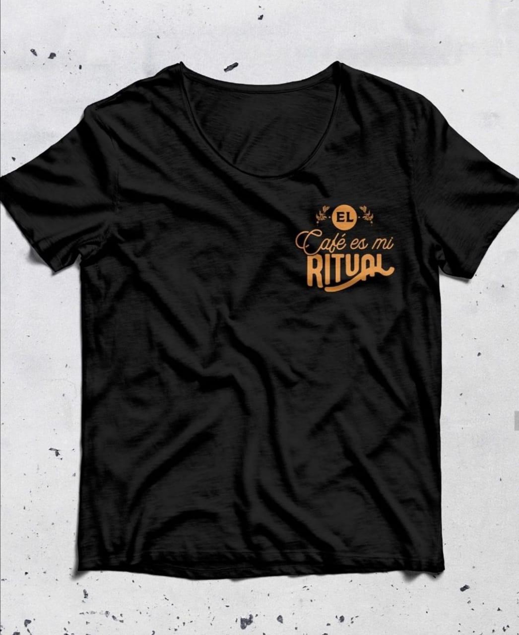 camiseta rituales