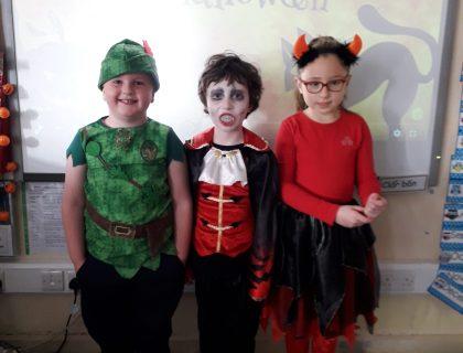 Halloween – Senior Infants