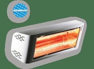 Lampa cu incalzire infrarosu