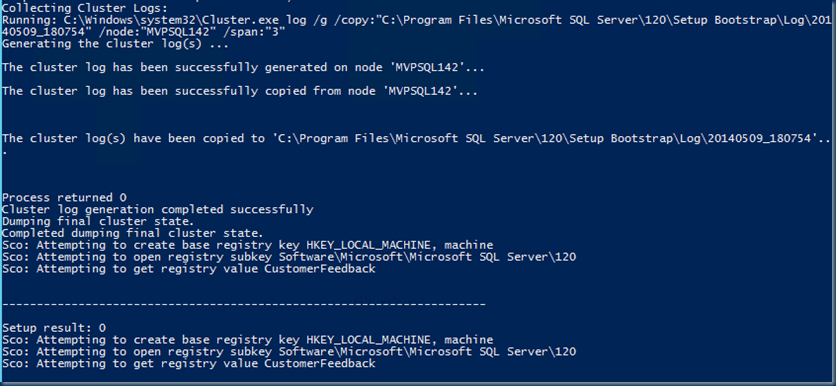 AlwaysOn Failover Cluster Instances (SQL Server)