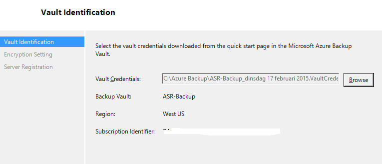 Azure Recovery Services for Microsoft Azure Backup easy