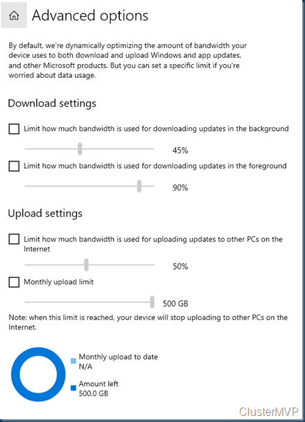 Delivery Optimization for Windows 10
