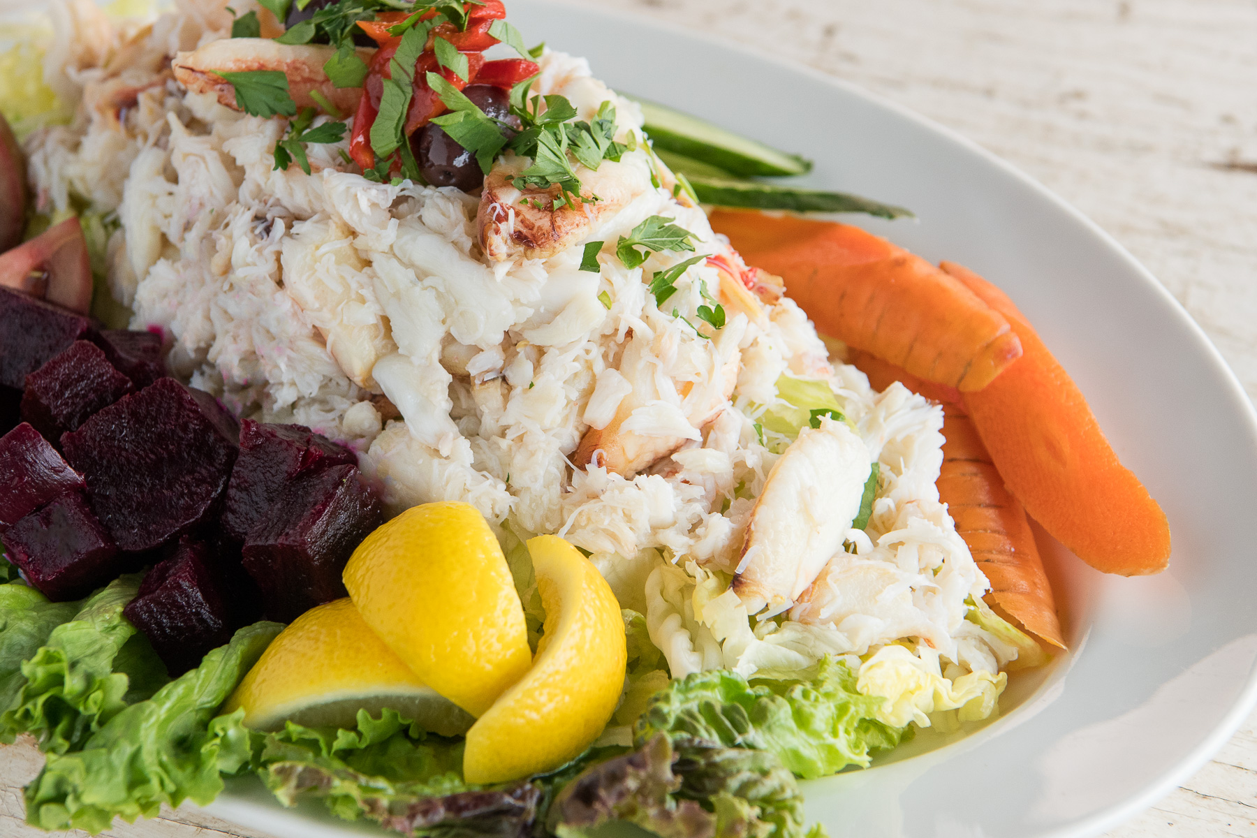 Image result for scoma's fisherman's wharf crab salad