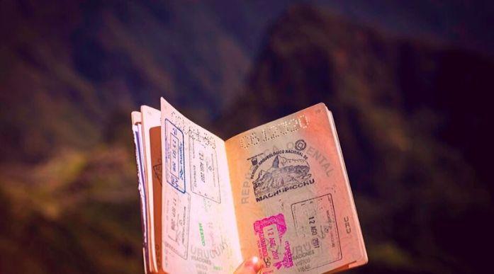 visto passaporto per viaggiare in Iran