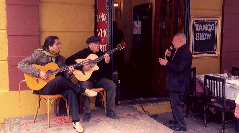 Cosa hanno in comune argentini e italiani tango a Buenos Aires