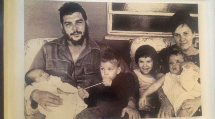 Che Guevara e la sua famiglia Casa Museo Alta Gracia Cordoba Argentina