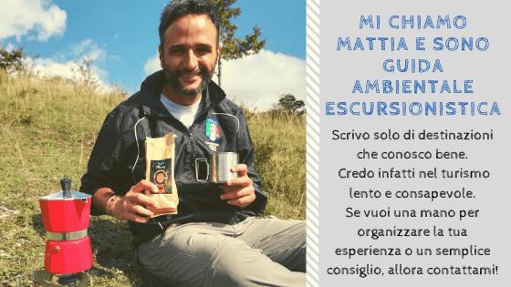 Contatti Mattia Fiorentini Guida Ambientale Emilia - Romagna