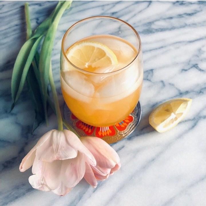 Mango Lychee Lemonade