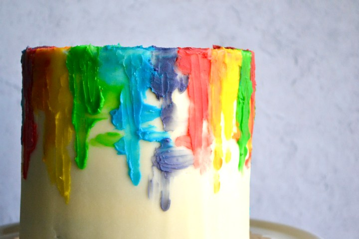 Rainbow Painterly