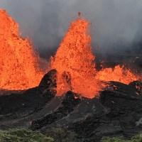 キラウエア火山噴火で溶岩の温度や粘度、観光地被害があるのか調べた