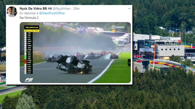 Terrible accident at Spa in Formula 2: French driver Anthoine Hubert is dead
