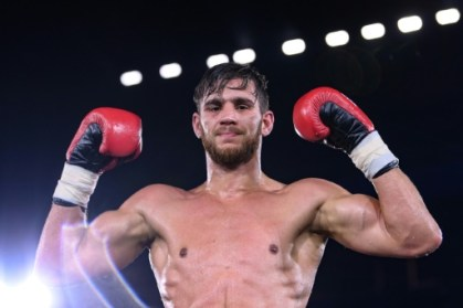 Boxing: Mathieu Bauderlique topped European mild heavyweight champion