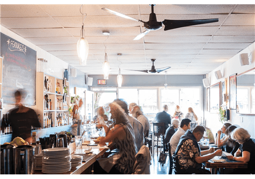Vancouver Restaurants  Reservation map and rating  Bookenda