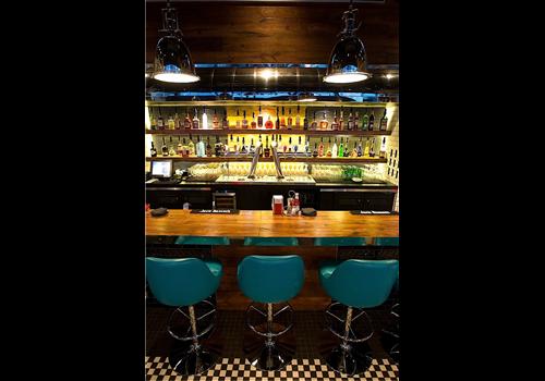 Restaurant Flash Cafe Quebec
