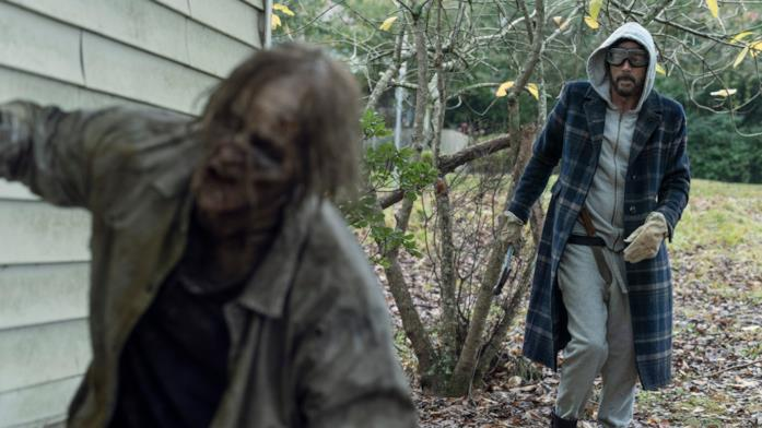 The Walking Dead 10x22: Negan