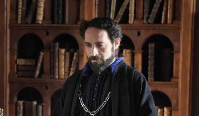 Antonio De Matteo è Galeazzo Sanseverino