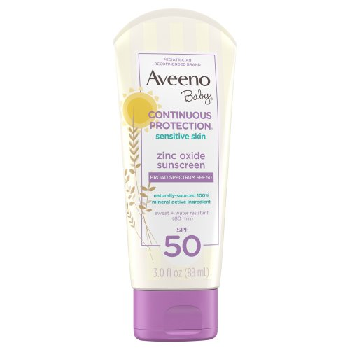 Image result for aveeno baby sunscreen