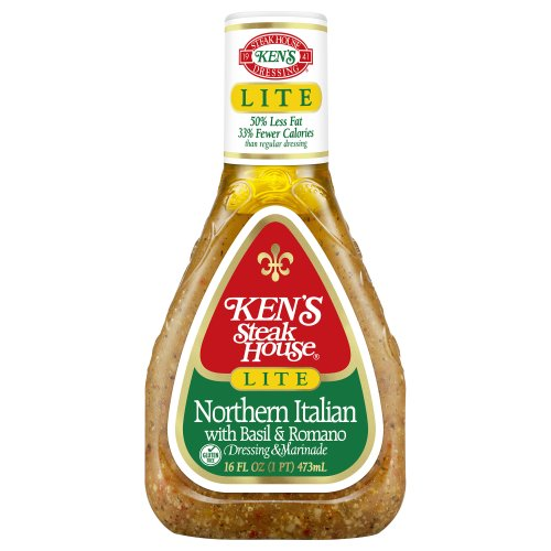 Kens Steak House Dressing Lite Northern Italian 1600 oz