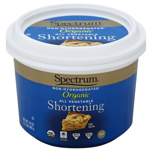 Spectrum Naturals Organic All Vegetable Shortening 2400