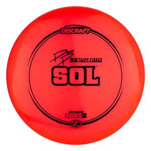Диск-гольф Discraft Paige Pierce Z Line SOL Signature Series