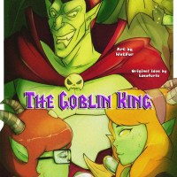 The Goblin King: Velma and Daphne are turned into goblin king's personal whores!