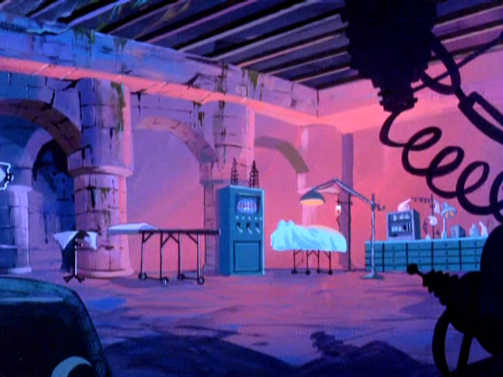 Amazing ScoobyDoo Background Paintings  ScoobyFannet