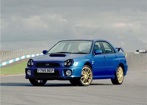 Subaru-Impreza-WRX-UK300_1-600x429 Subaru Impreza Turbo Special Editions - WRX, STI & Turbo UK Market