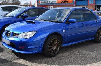 Subaru Impreza WRX and STI ECU Remap