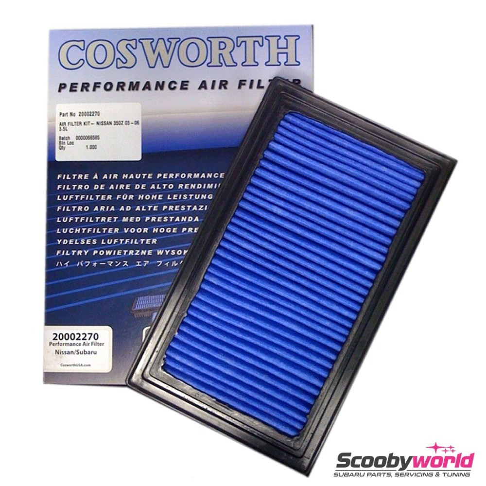 medium resolution of cosworth impreza panel filter wrx sti 1993 2016