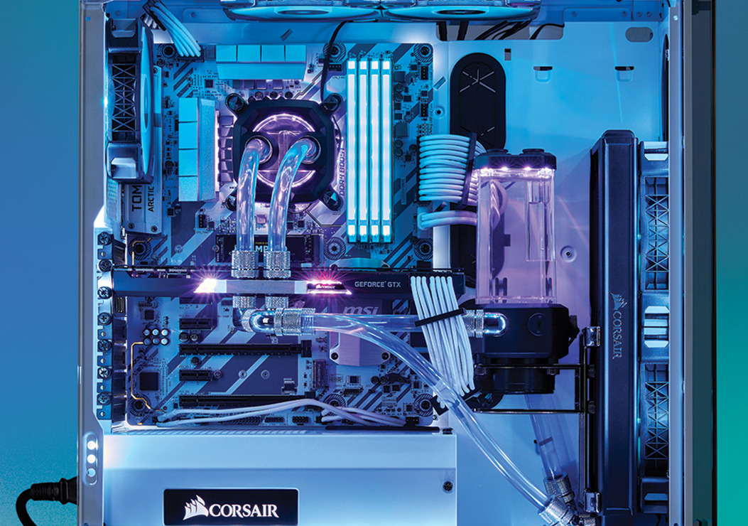 Corsair Hydro X-Series Custom Liquid Cooling components | Scooget