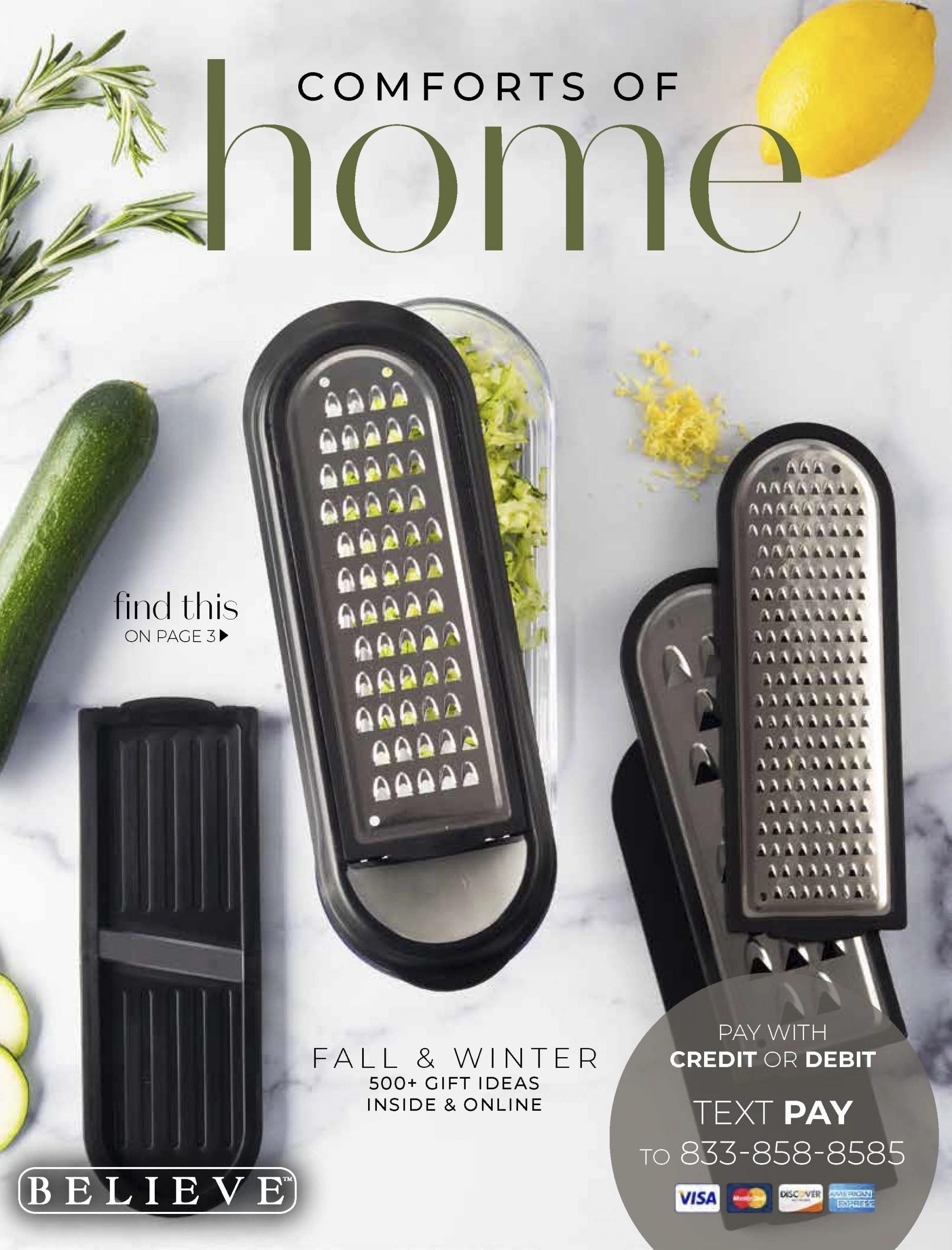 Believe Comforts of Home Fall Catalog_Page_01
