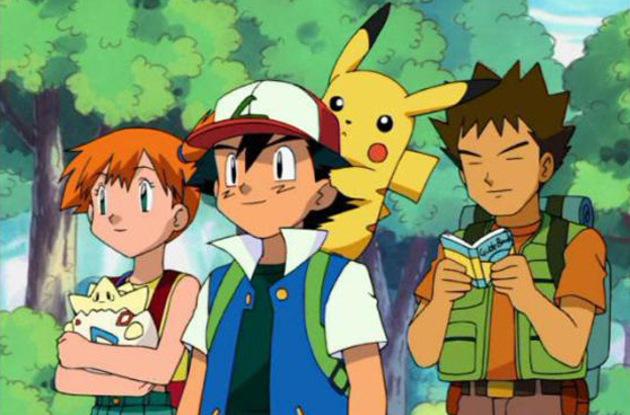 Pokemon Ash Friends Naes