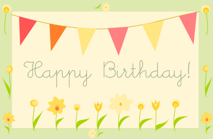 Latest Free beautiful birthday cards for your friends