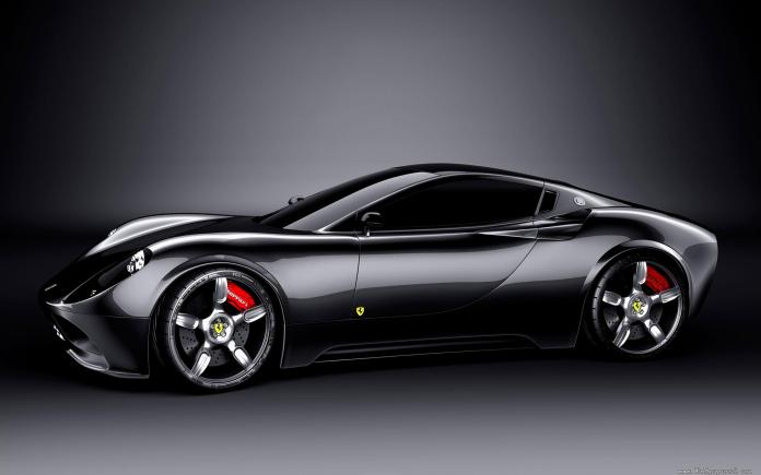 Black Sports Cars HD Wallpapers Collection