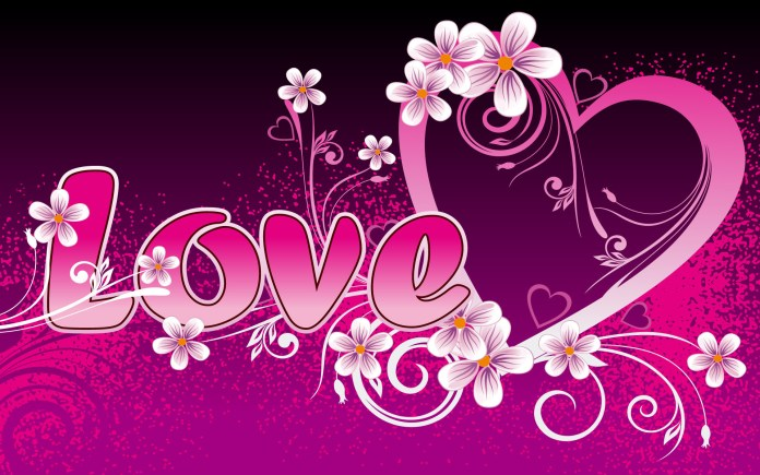 Pink Love, Love HD Wallpapers Collection
