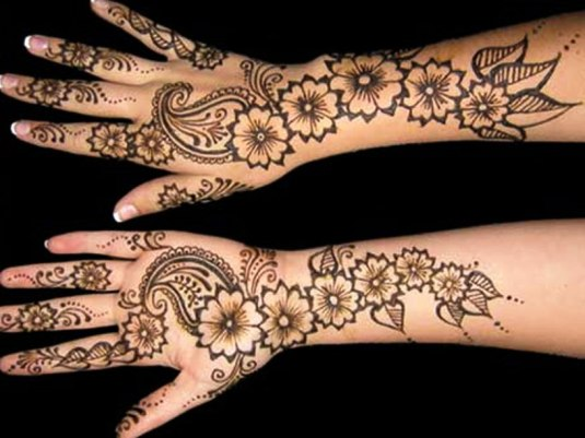 Eid ul azha Mehndi Design Bakra Eid Henna Art 2014 for Women (1)