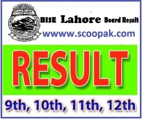 BISE Lahore Board (10th Class) Matric / SSC Part-2 Result 2020 announced