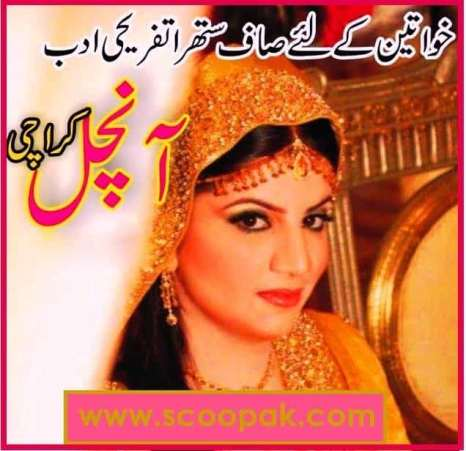 Download Aanchal Digest February 2021 in PDF free