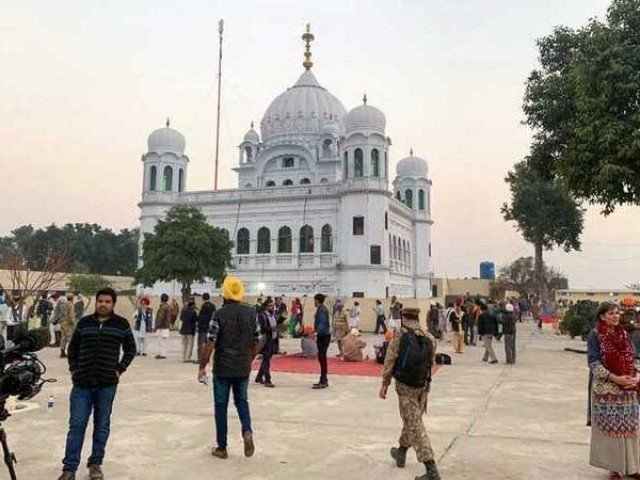 Inauguration ceremony for Kartarpur Corridor
