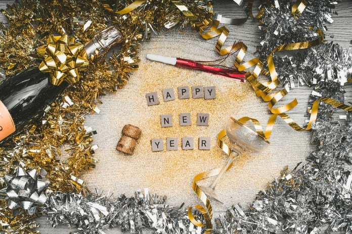 Beautiful wallpapers for Happy New Year